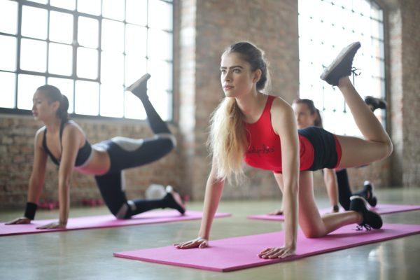 Разработка приложения для фитнес-центров