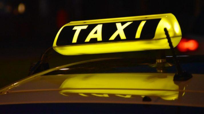 Разработать мобильное приложение для такси